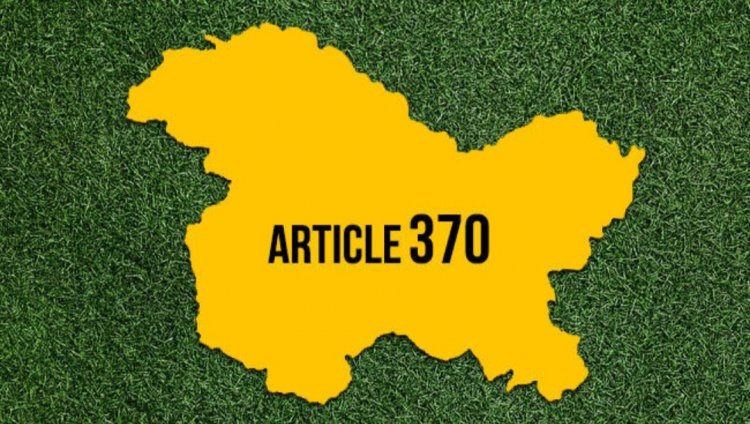 Assessing India's  Abrogation of Article 370 and the Journey Ahead
