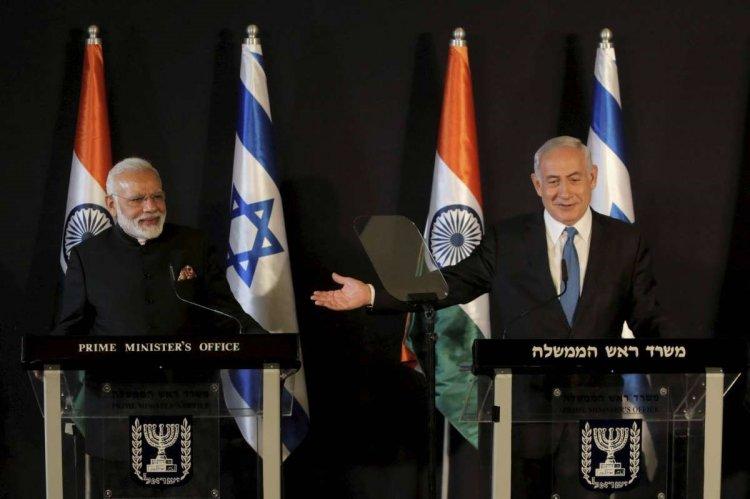 Indo-Israeli Strategic Partnership: Arms Trade Dimension