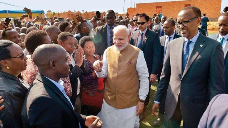Delhi Needs an Africa Strategy
