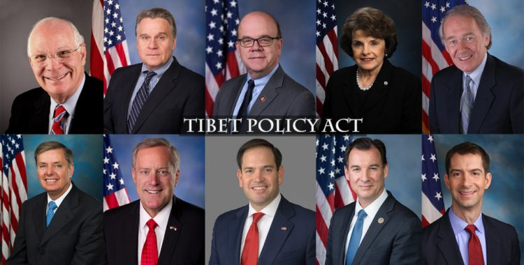Tibetan Policy and Support Act, 2019