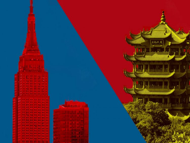 China versus the U.S: Who Will Prevail ?