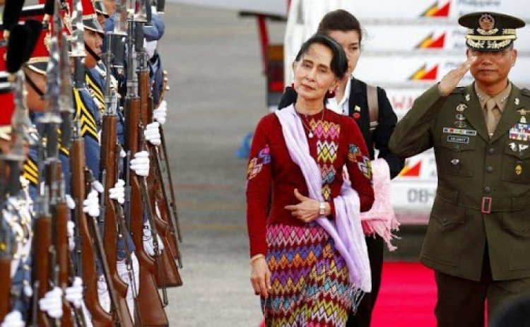Myanmar- The Road to Democracy and a New Global Impression