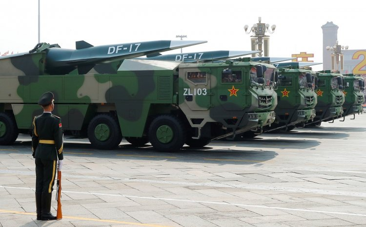 The Smoke Screen of Chinese Armaments: Decluttering the Chinese Military Advancement Claims