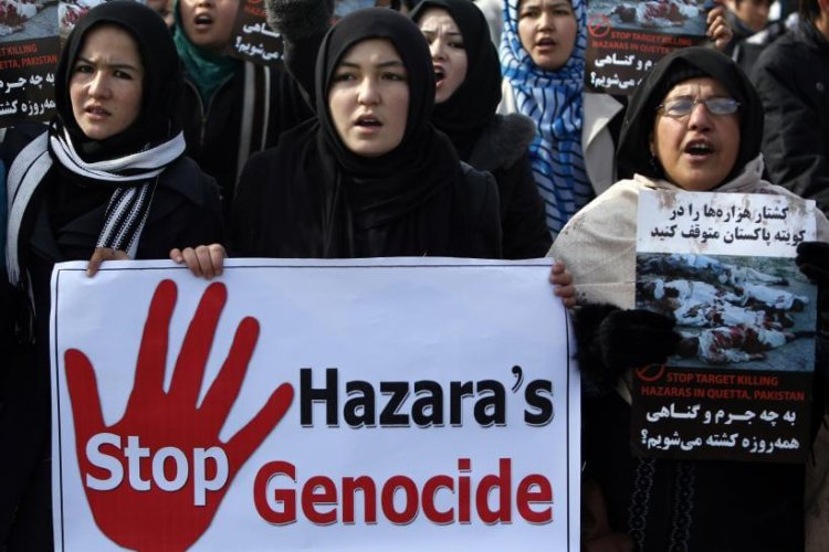 Usanas Foundation's Petition to International Organizations Against the Human Rights Violations and Targeted Killings of the Hazara Shia Minority Community