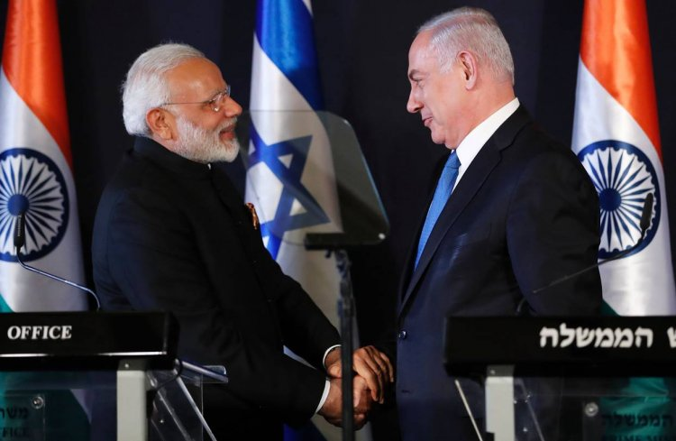 Understanding the Dynamics of India-Israel Relations