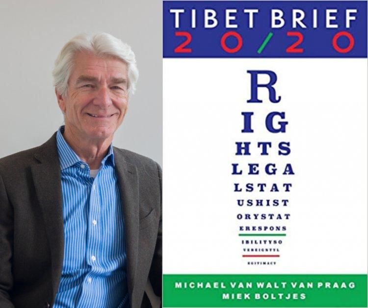 Tibet Brief 20/20  by Michael Van Walt and Miek Boltjes | Executive Summary
