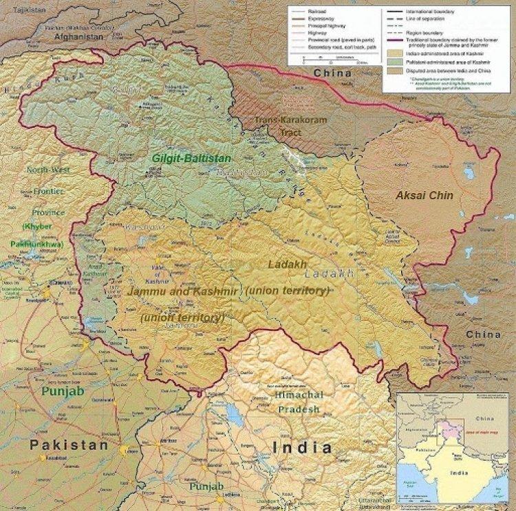 The CCP's Agenda in Kashmir