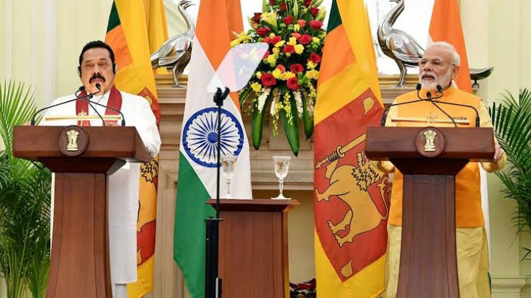 The collective threat of China and Pakistan on Indo-Sri Lankan ties