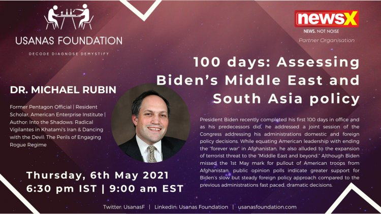 Interview | 100 days: Assessing Biden's Middle East and South Asia policy